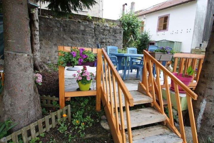LE GÎTE DU PÈRE NOËL - Gérardmer - อพาร์ทเมนท์