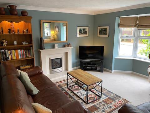 Stylish and modern home in Uppingham, Rutland