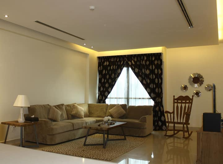 Luxury apartment with sea view at Porta Reef