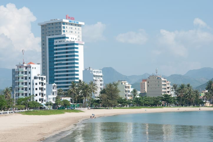 Beauty 2 bdrm app., sea view, near the best beach! - Nha Trang - Flat
