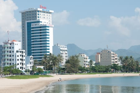 Beauty 2 bdrm app., sea view, near the best beach! - Nha Trang