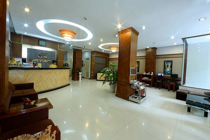 Sweet Double Room in Hanoi