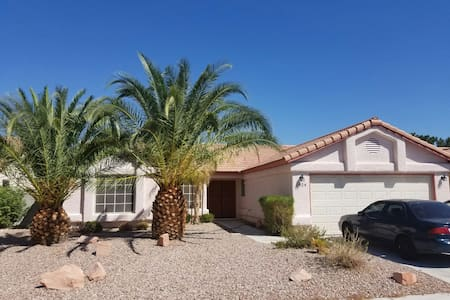 Pet Friendly Single Story Home/Pool - Las Vegas - Casa