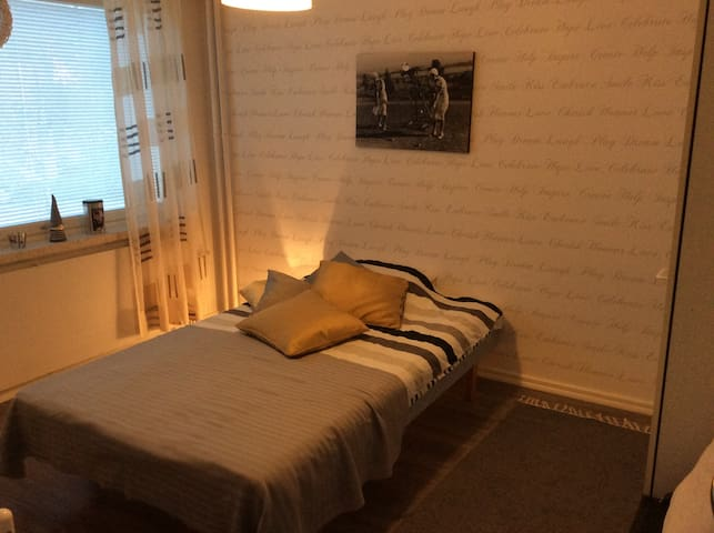 Trendy room in peaceful area - Vantaa