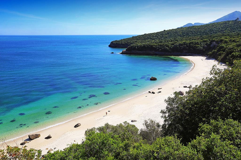 Praia de Galapinhos/Best european beach 2017