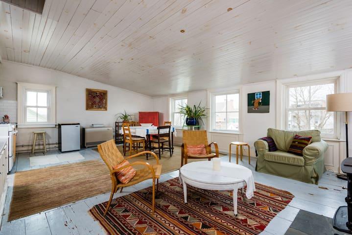 Historic Hudson Aerie - Hudson - Apartamento