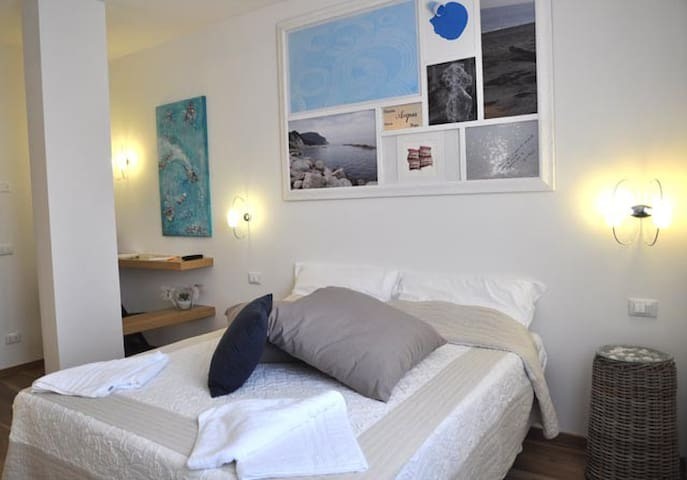 b&b al Coppo - camera Acqua - Sirolo - Bed & Breakfast