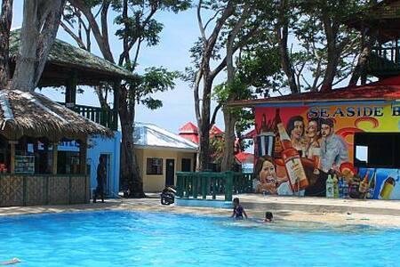 Seaside Beach Park - Tagbilaran