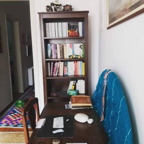Φωτεινό, φιλόξενο διαμέρισμα σε διπλοκατοικία