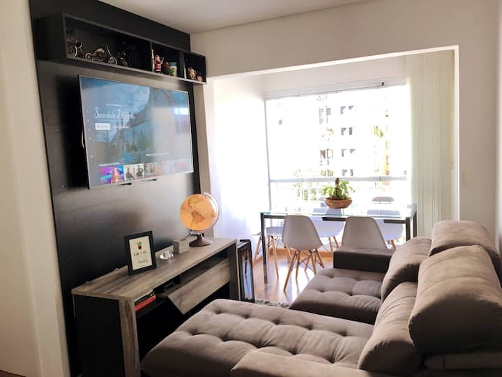 Apartamento em Pinheiros Premium no Metrô Fradique
