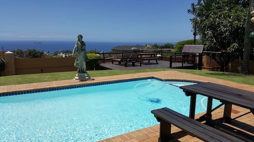 Beautiful Umhlanga Home with breathtaking sea view