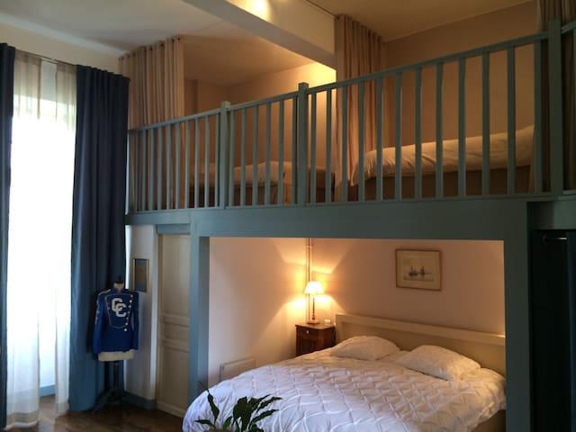 Domaine du Gaïl, charm and history - Nérac - Guest suite