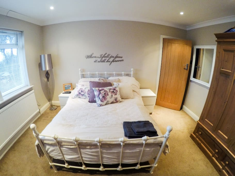 Available Bedroom