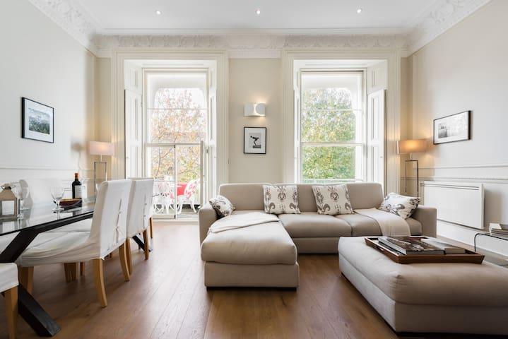 Luxurious flat between Kensington and Notting Hill