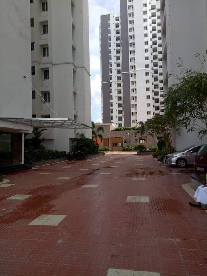 Kochi,beside info park ,airport 2 bhk Furnished