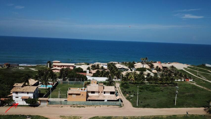 Casa de Praia Praia das Fontes Beberibe Ceará