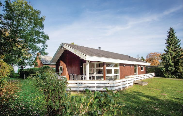 Holiday cottage with 3 bedrooms on 95m² in Middelfart