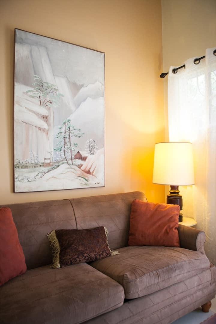 Casa da Buena Vista Jr Suite| AC | 4 mins town/NCU