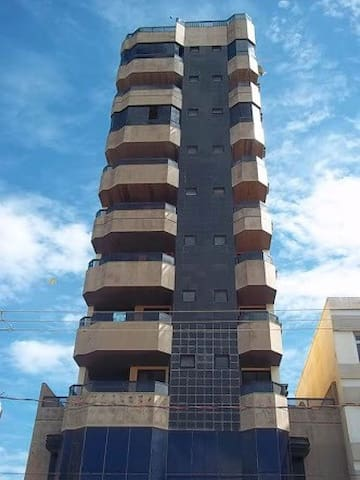 Apt frente Praia do Morro - Guarapari - Appartement