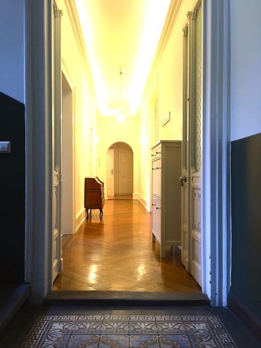 Eingang - Flur