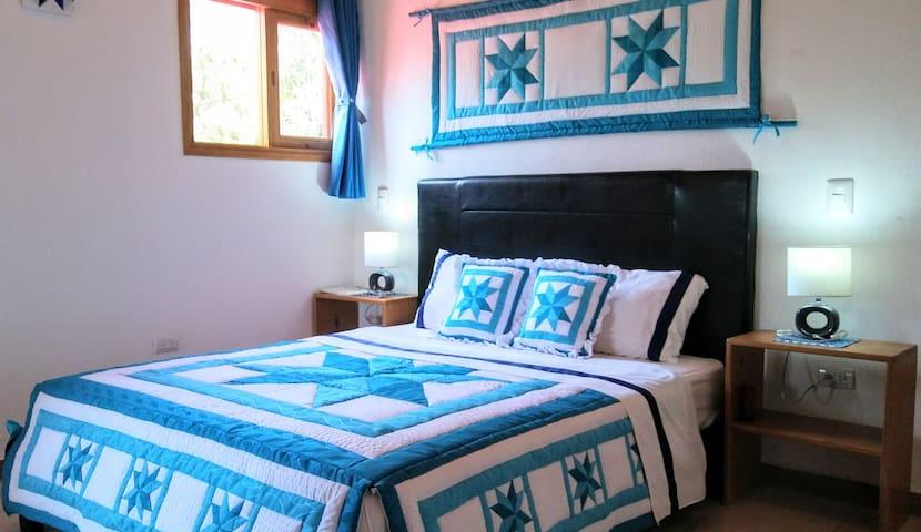 B&B Mi Hogar Jarabacoa, Room Azul