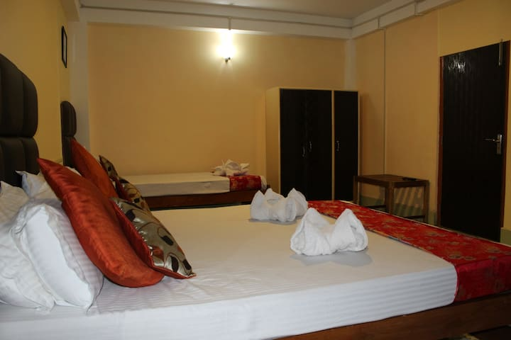 Super Deluxe Room at The Tateng Retreat Gangtok Sikkim