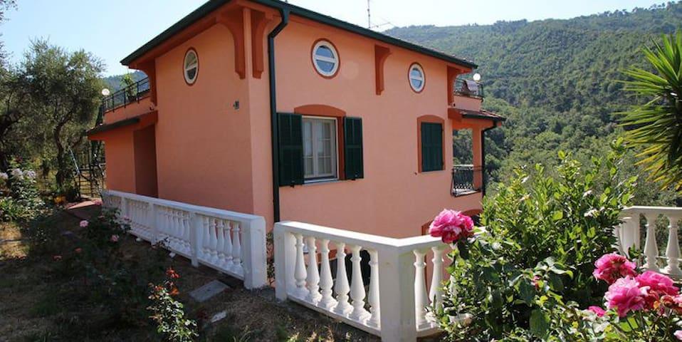 Красивые аппартаменты с бассейном - Vallebona - Apartmen perkhidmatan