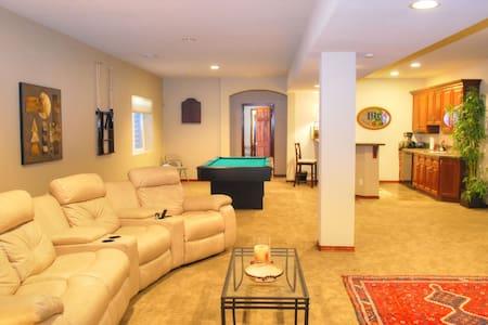 Parker Villa Deluxe Suite - Parker - Haus