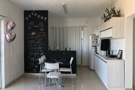Apartamento para veranear e descansar