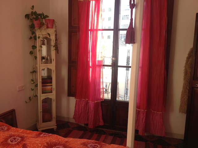 Cosy room II Palma, centrally located