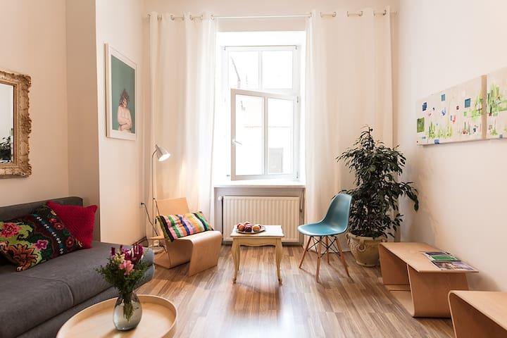 Unique apartment in city centre