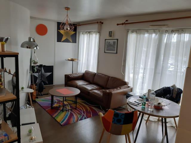 Bel appartement typeT2