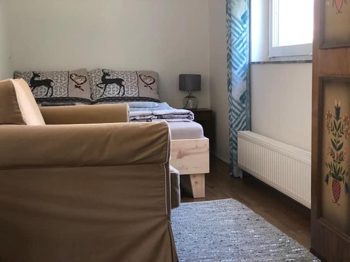 Doppel Zimmer zum vermitten