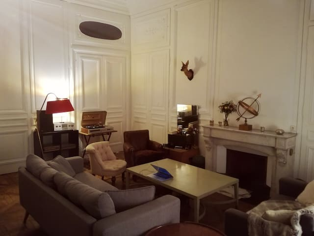 Beautiful & cosy apartment in central Lyon