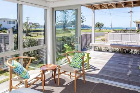 Ocean view, luxury big bedroom - Whitianga - Bed & Breakfast