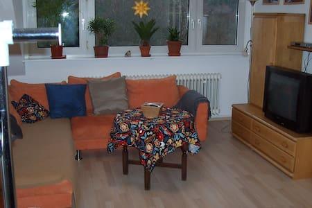 Ruhig gelegene, gemütliche Gästezimmer - Erndtebrück - Дом