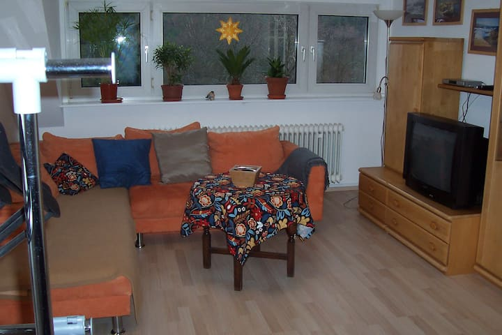 Ruhig gelegene, gemütliche Gästezimmer