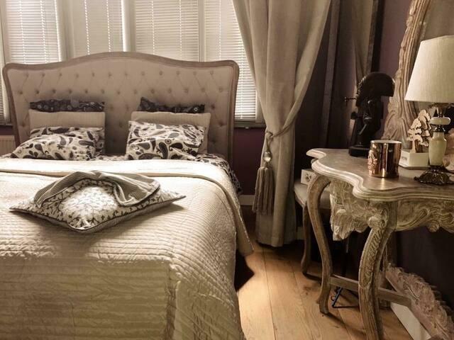 Charme et confort !1 ou 2 chambres, 2 à 5 pax !