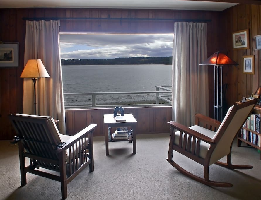 Stunning views from every room