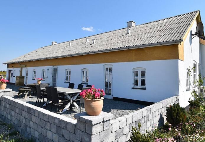 Skønt hus med meget plads v.Løkken - Løkken