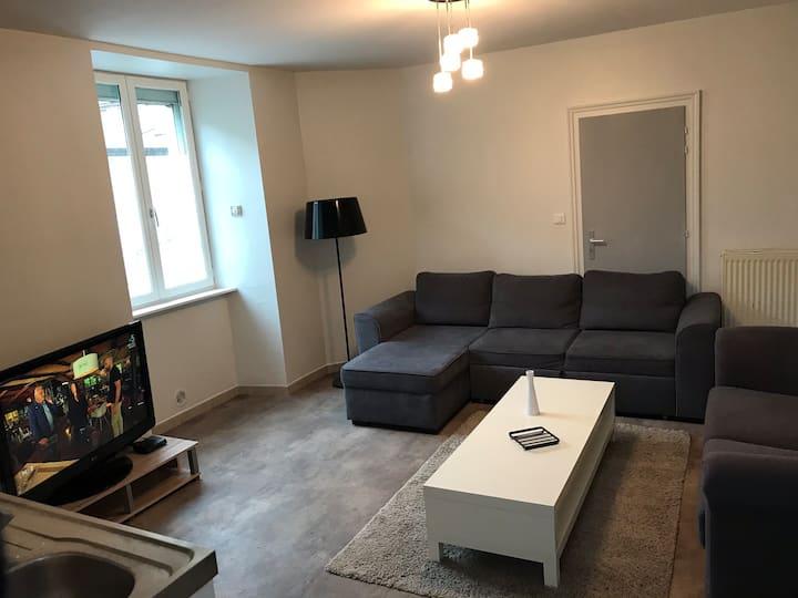 Studio centre ville Bar-le-Duc