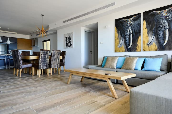 Luxury Ir Yamim Apt with pool & Sea Views - EM05KP