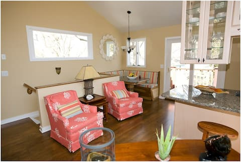 Charming 2 Bedroom Cottage Downtown Rehoboth Beach