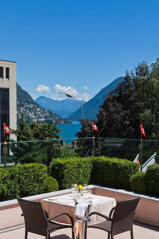 Delfino's - Lugano - Bed & Breakfast
