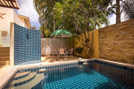 Mediterranean 3br private Pool Villa - Phuket