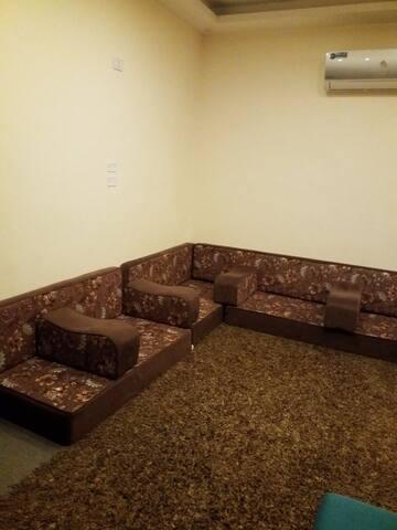 Modern Ground Floor Apartment in Irbid