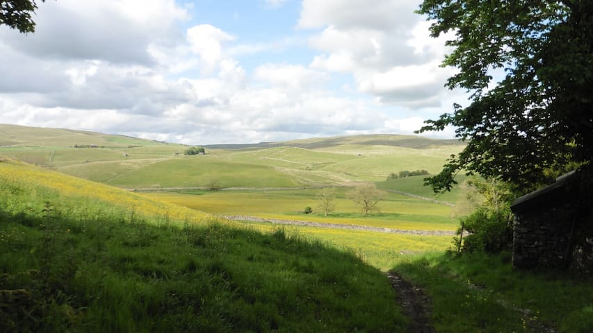 Ashes Farm in the Heart of the Dales
