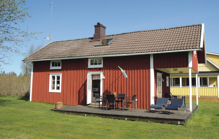 Amazing home in Rydaholm with WiFi and 2 Bedrooms