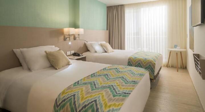 Hab. Superior Twin - Hotel Mercure Santa Marta