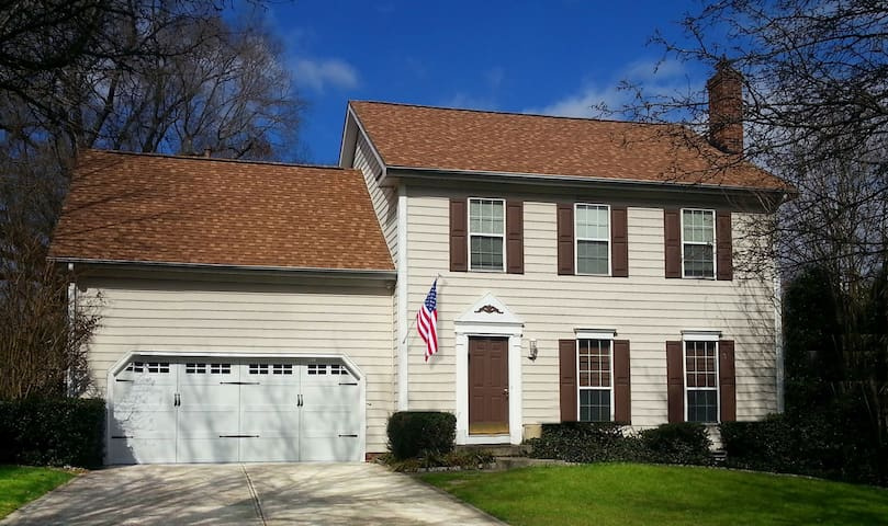 Host Occupied Single Family Home - If you need more than ONE guestroom (this room sleeps 2-3 people), please note that we have 2 other guestrooms available for rent (Total Sleeping Capacity = 6-7 people).